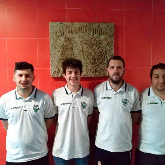 staff tecnico liga nacional