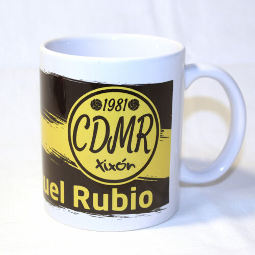 Taza Manuel Rubio